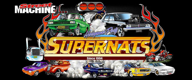 Street Machine Supernats SA 4th-6th October 2019